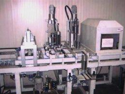 Sondermaschine Seilrollenmontageanlage
